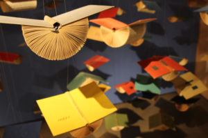 "Flights of Mind | ""Deep Reading"" The Euphrat Museum of Art, Cupertino CA"